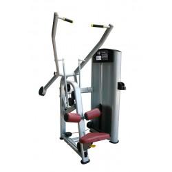 Maquina de traccion de espalda