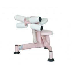 Maquina hidraulica de biceps y triceps