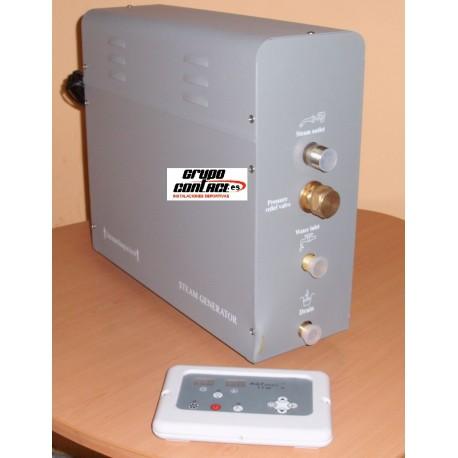 Generador vapor- 4 KW.