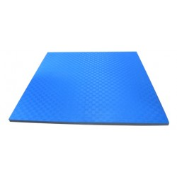Suelo tatami puzzle 15 mm. (color Azul).