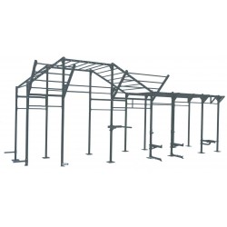 Estructura crossfit exterior (7,50 x 180 x 3,65)