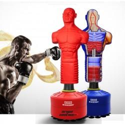Punching man , soporte agua, Mod. OK1813